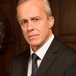 Crispin Redman stars as Sir Humphrey